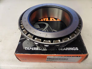 high temperature Timken Tapered Roller Bearing Cone Single Row 593 New