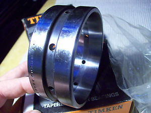 "high temperature TIMKEN 384ED TAPER ROLLER BEARING, DOUBLE CUP, OD 3.397"" WID, 1.562"" STEEL ()"