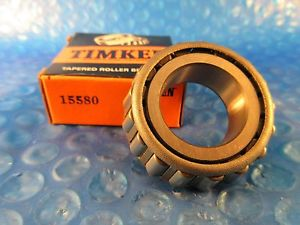 "high temperature Timken 15580 Tapered Roller Bearing  1 1/16"" Straight Bore; 11/16"" Wide"