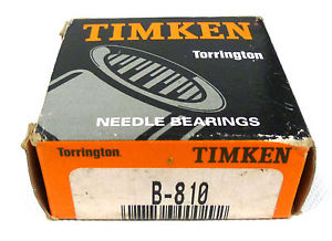 high temperature Timken Torrington B-810 Needle Bearing