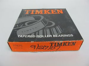 """high temperature Timken 77675 Tapered Roller Bearing Cup Chrome Steel 6.75"""" OD, 1.50 Width"""