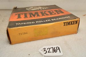 high temperature Timken 71750 Tapered Roller Bearing Single Cup (Inv.32769)