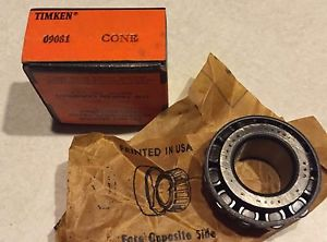 """high temperature New NOS Timken 09081 Tapered Roller Bearing Cone """"Made in USA"""" Chrysler IHC Case"""