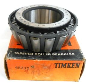 """high temperature TIMKEN TAPERED ROLLER BEARING, 65237 CONE, 2.3750"""" BORE"""