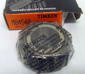 high temperature Timken M84548 Tapered Roller Bearing: 25.4mm Bore, 57.15mm O.D., 19.431mm Width