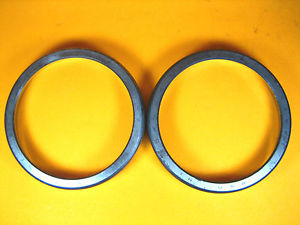 high temperature Timken –  42587 –  Tapered Roller Bearing Cup (Lot of 2)