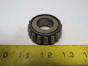 "high temperature Timken Fafnir 15575T Tapered Bore Cone Roller Bearing  0.916"" ID"