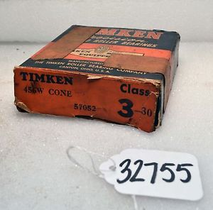 high temperature Timken 456W Precision Tapered Roller Bearing (Inv.32755)