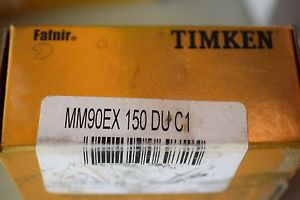 high temperature TIMKEN  MM90EX 150 DU C1 SUPER PRECISION BEARING   IN BOX MM90EX150DU