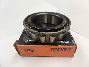 high temperature Timken Tapered Roller Bearing Cone 359A New