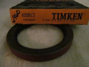high temperature Timken 455013 New Old Stock Free Shipping