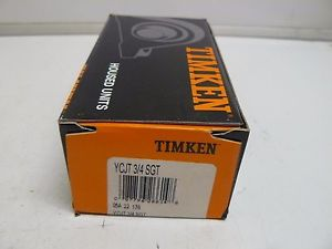 high temperature  TIMKEN YCJT 3/4 SGT PILLOW BLOCK BEARING 3/4 INCH BORE