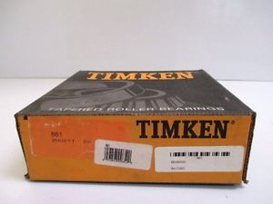 high temperature TIMKEN 861 TAPERED ROLLER BEARING MANUFACTURING CONSTRUCTION