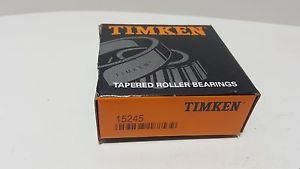 high temperature ** TIMKEN 15245 ,Tapered Roller Bearing Cup, Single Cup