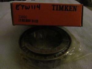 high temperature Timken 33890 New Old Stock Free Shipping