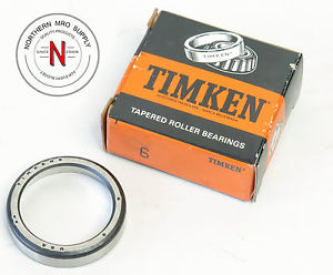"high temperature TIMKEN 6 TAPERED ROLLER BEARING CUP, 1.750"" OD, .375"" WIDTH"