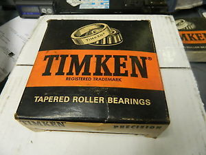 high temperature  Timken Tapered Roller Bearing, # 9181, NIB, OLD STOCK, WARRANTY