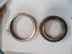 high temperature Timken 29588 / 29522 Compatible Cup and Cone Bearings