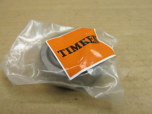 high temperature NIB TIMKEN SET 1775 TAPERED ROLLER BEARING CONE & CUP 1775 19mm ID 57mm OD SY03