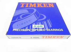 high temperature TIMKEN TAPERED ROLLER BEARING  56650-B NIB