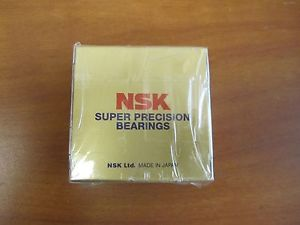 high temperature NSK Super Precision Bearing 7205CTYNSULP4
