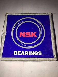 high temperature NSK NU2207W Cylindrical Roller Bearing New