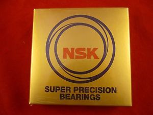 high temperature NSK Super Precision Bearing 7020A5TYNSULP4