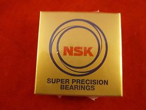 high temperature NSK Super Precision Bearing 7007A5TYNSULP4