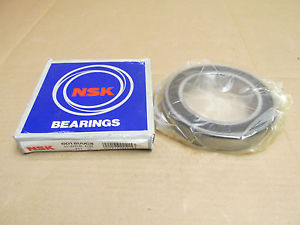 high temperature NIB NSK 6018VV BEARING RUBBER SHIELD BOTH SIDES 6018 VV C3 6018VVC3 90x140x24 mm