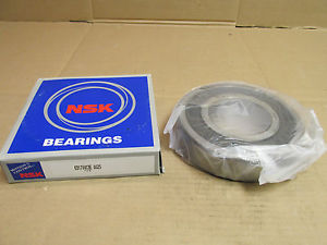 high temperature NIB NSK 6317 VV C3 BEARING DOUBLE RUBBER SHIELD 6317VVC3 6317VV 85x180x41 mm