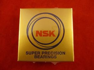 high temperature NSK Super Precision Bearing 7007CTYNSULP4