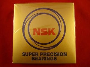 high temperature NSK Super Precision Bearing 7020CTYNSULP4