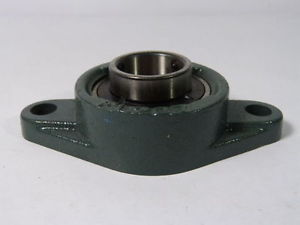 high temperature NSK UC207-107/FL207 Bearing in Pillow Block !  !