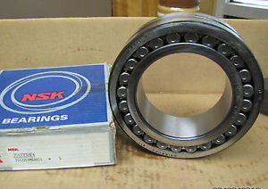 high temperature NSK Self Aligning Ball Bearing 23122CAME4 23122CAME4S11 23122CAS11 23122CE4S11