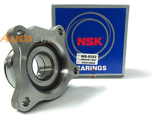 high temperature NSK Japanese OEM REAR RIGHT Wheel Bearing with Housing 42450-60050