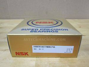 high temperature NSK PRECISION BEARING ANGULAR CONTACT BEARING 100BTR10ETYNDBLP4A
