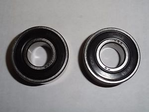 high temperature NSK 831 Bearing 15X35X13  Lot of 2