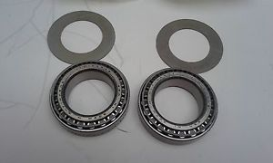 """high temperature TIMKEN JLM104948 / JLM104910 Tapered Roller Bearing Cup & Cone """"Lot of 2"""""""