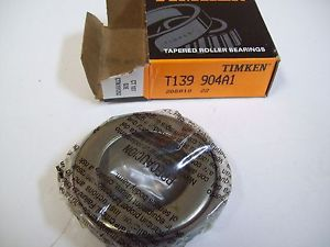 high temperature TIMKEN T139 904A1 TAPERED ROLLER BEARING – NIB – FREE SHIPPING!!!