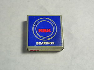 high temperature NSK 6300DDUCM Sealed Bearing !  !