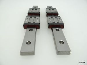 high temperature RSR9W+180mm Rexroth STAR R04338 Used LM Guide THK NSK Linear Bearing 2Rail4Block