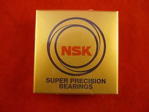 high temperature NSK Super Precision Bearing 7006CTYNSULP4
