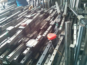 high temperature THK SHS25C NSK IKO Used Linear Guide Rail Bearing CNC Router Various Length
