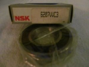 high temperature NSK New Old Stock 6207 VV C3