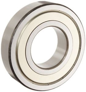 high temperature NSK 6202ZZC3 Deep Groove Ball Bearing, Single Row, Double Shielded, Pressed
