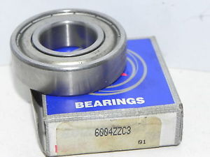 high temperature NIB NSK 6004ZZC3 BEARING
