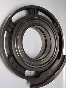 high temperature NSK 6030 Bearings in plate 2 Bearings stacked on top of each other  (d)