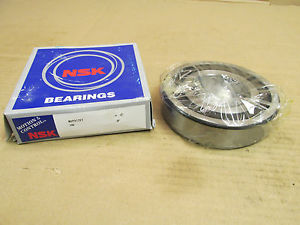 high temperature NIB NSK NUP312ET CYLINDRICAL ROLLER BEARING NUP 312E T 60mmID x 130mmOD x 31mmW