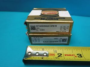 high temperature  2 NSK 30TAC62BSUC10PN7B WJ-20903 309 SUPER PRECISION BEARINGS