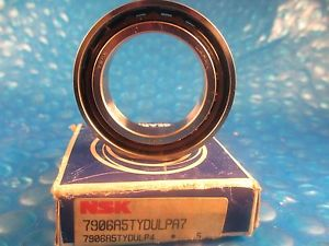 high temperature NSK  7906A5 DULP4, 7906A5DULP4, 7906 A5 Super Precision Angular Contact Bearing
